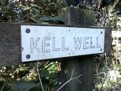 Kell Well Sign